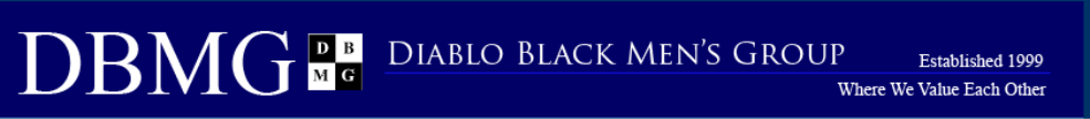 DBMG - Diablo Black Men's Group